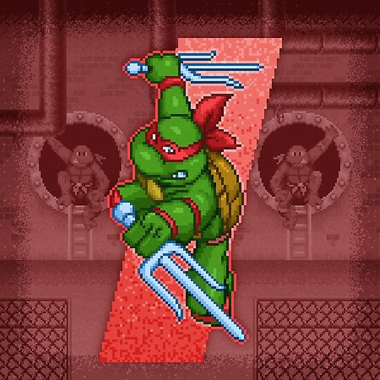 Raphael is cool but crude by likelikes