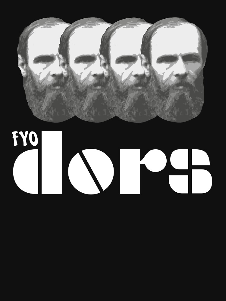 Dostoevsky And The Doors Mashup by SQWEAR