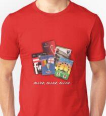 Allez, Allez, Allez - Liverpool Champions of Europe Design - LFC Gift/ Fan Unisex T-Shirt