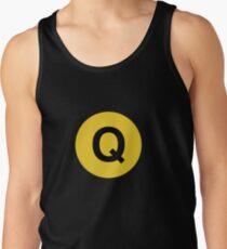 The Q Line - NYC Subway Men's Tank Top