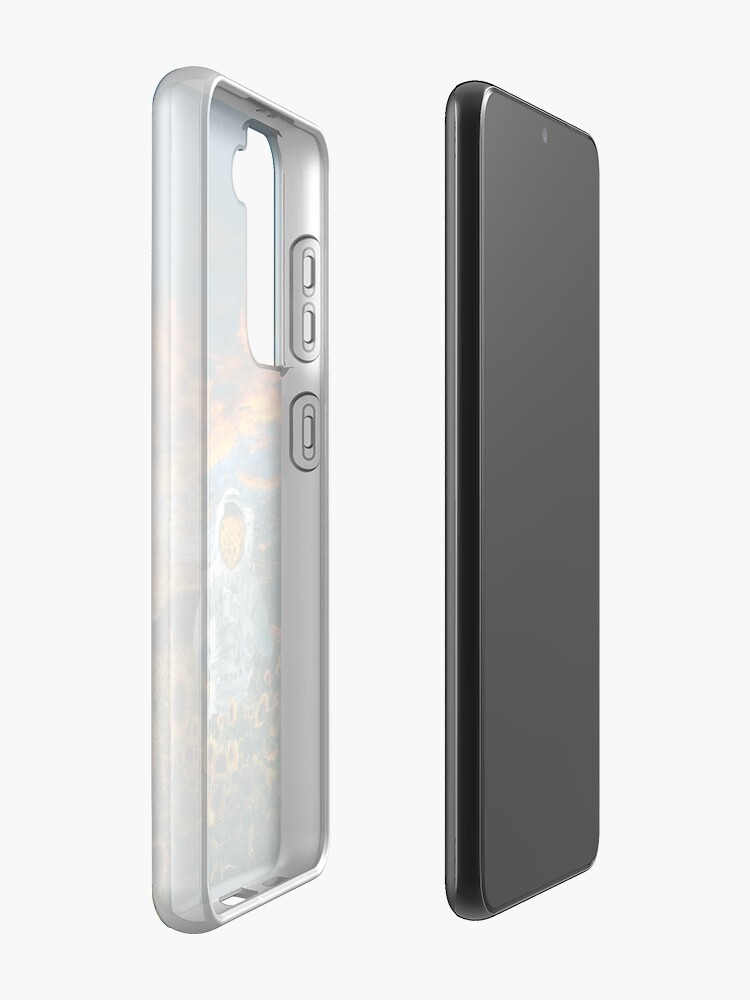 Alternate view of In a galaxy far, far away Case & Skin for Samsung Galaxy