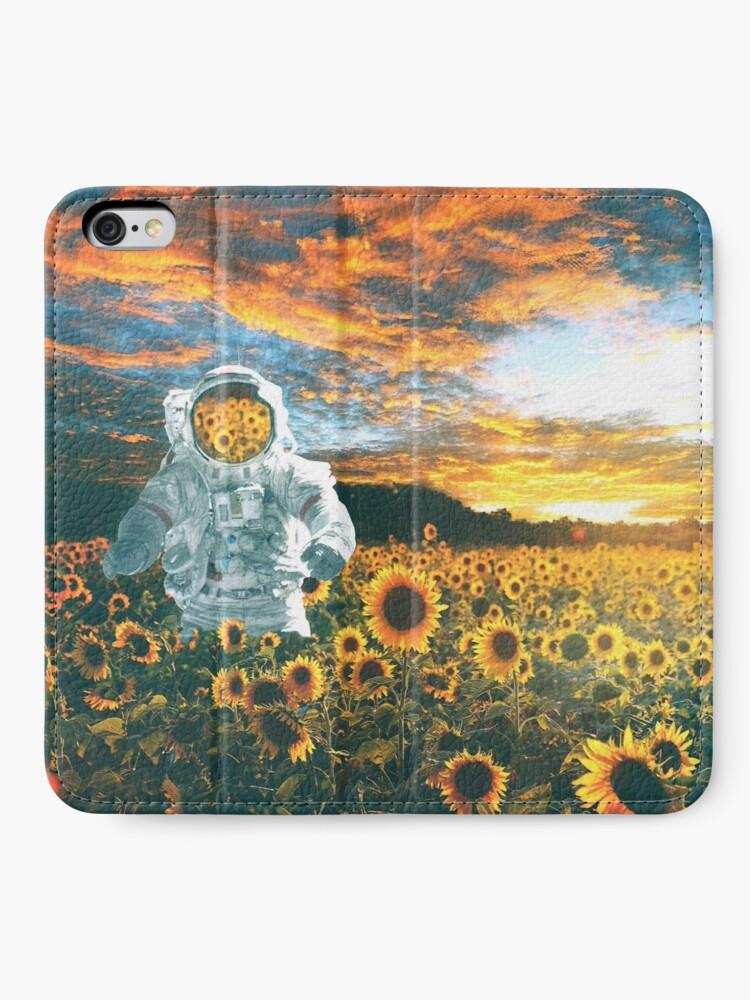Alternate view of In a galaxy far, far away iPhone Wallet
