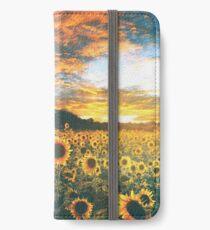 In einer weit entfernten Galaxie iPhone Flip-Case/Hülle/Klebefolie