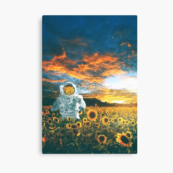 In a galaxy far, far away Canvas Print