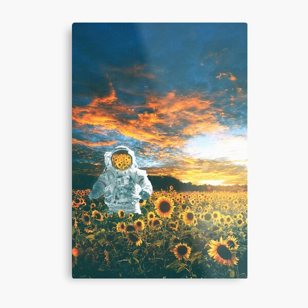 In a galaxy far, far away Metal Print