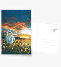 In a galaxy far, far away Postcards
