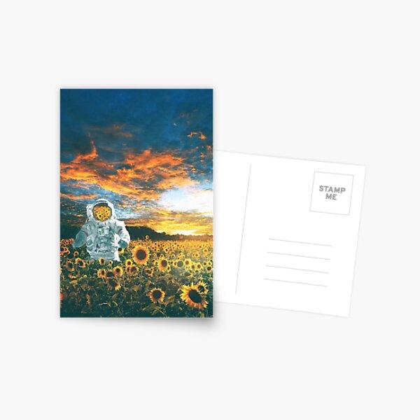 In a galaxy far, far away Postcard