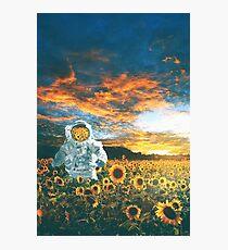 In a galaxy far, far away Photographic Print