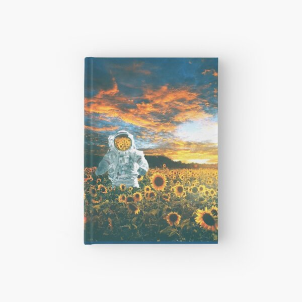In a galaxy far, far away Hardcover Journal