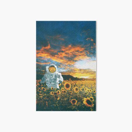 In a galaxy far, far away Art Board Print