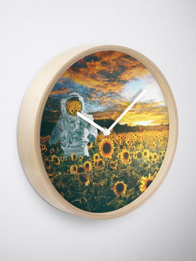 Alternate view of In a galaxy far, far away Clock