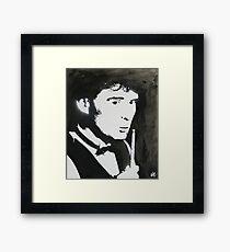 'Jimmy White' Framed Print