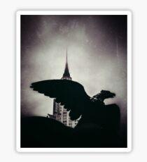 'Gotham City' New York Sticker
