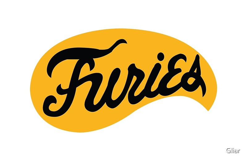 """""""Baseball Furies' Logo, The Warriors"""" Laptop Skins by ..."""