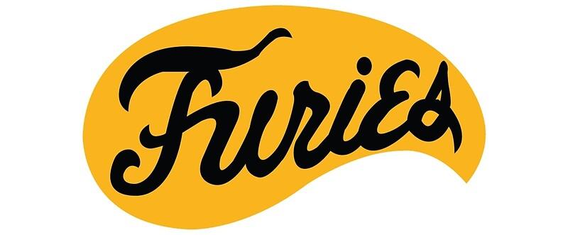 quotbaseball furies logo the warriorsquot mugs by gliar