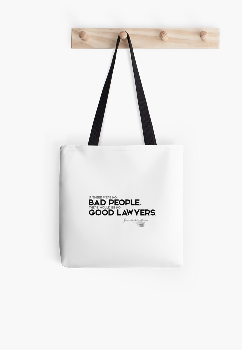 bad people, good lawyers - charles dickens by razvandrc