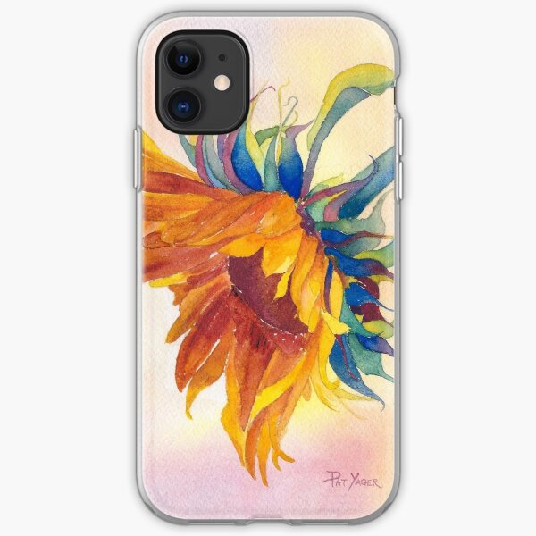 A Golden Touch iPhone Soft Case