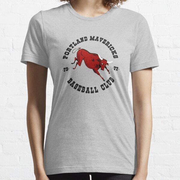 Portland Mavericks Baseball Club Shirt Retro Vintage 70s TBT Essential T-Shirt