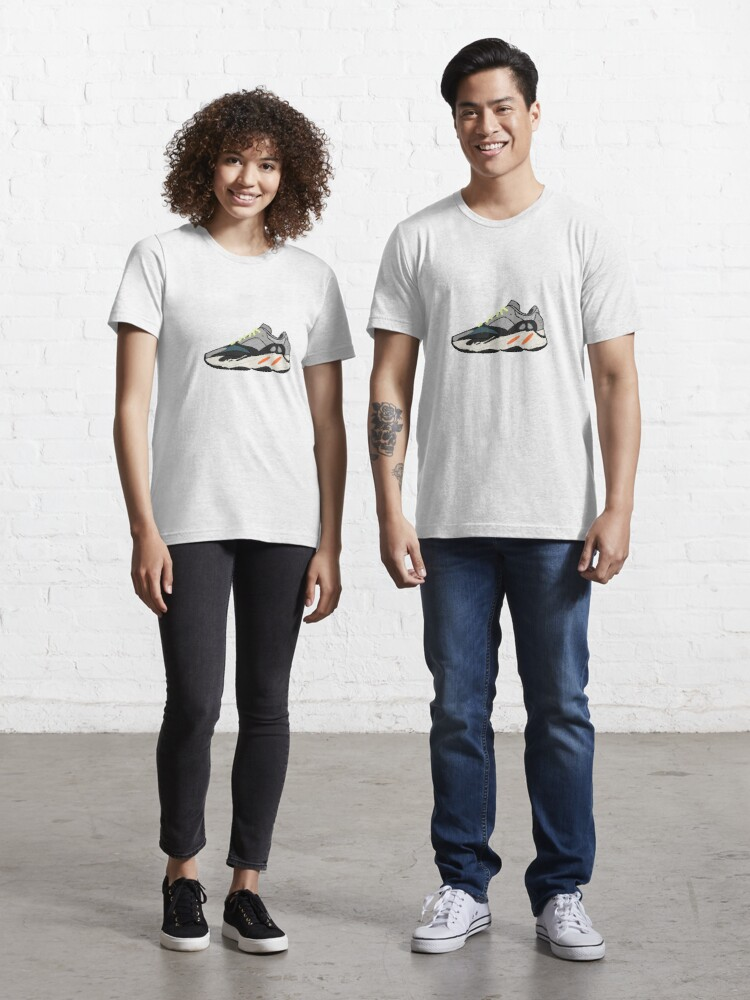yeezy wave runner shirt