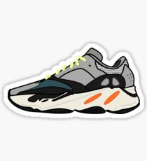 outlet store 684fb a1d9b Yeezy Boost 700 Stickers | Redbubble