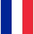 France Flag by stoopiditees