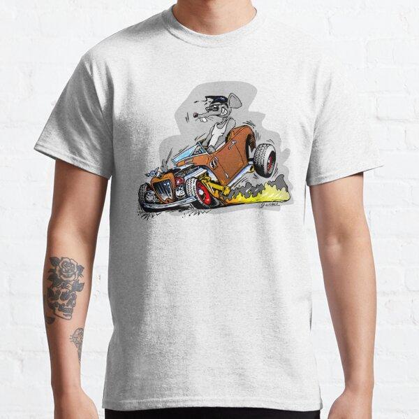 Skreeeech Rat Rod Classic T-Shirt