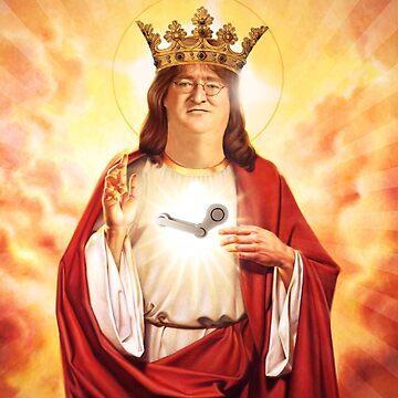 Praise Lord Gaben by sietepe