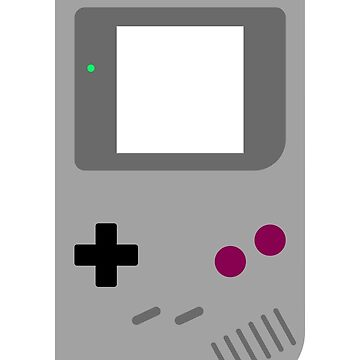 Game Boy by sietepe