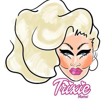 Trixie Mattel by SerenaFreak