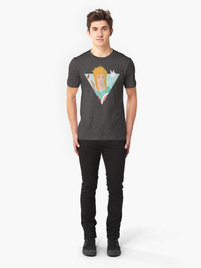 Alternate view of Legend Of the Wild Slim Fit T-Shirt
