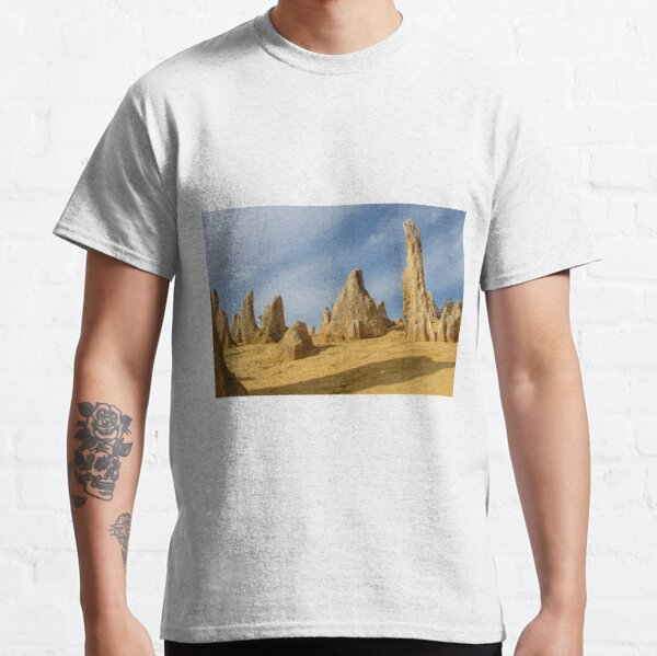 The Pinnacles - Close up Classic T-Shirt
