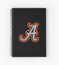 AKRON SPORTS Spiral Notebook