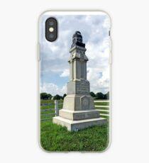 Gettysburg, Ohio 8th Monument iPhone Case