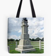 Gettysburg, Ohio 8th Monument Tote Bag