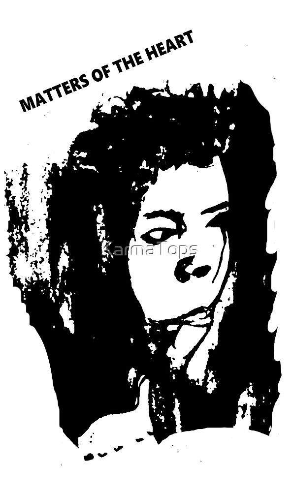 Tracy Chapman - Matters of the Heart by KarmaTops
