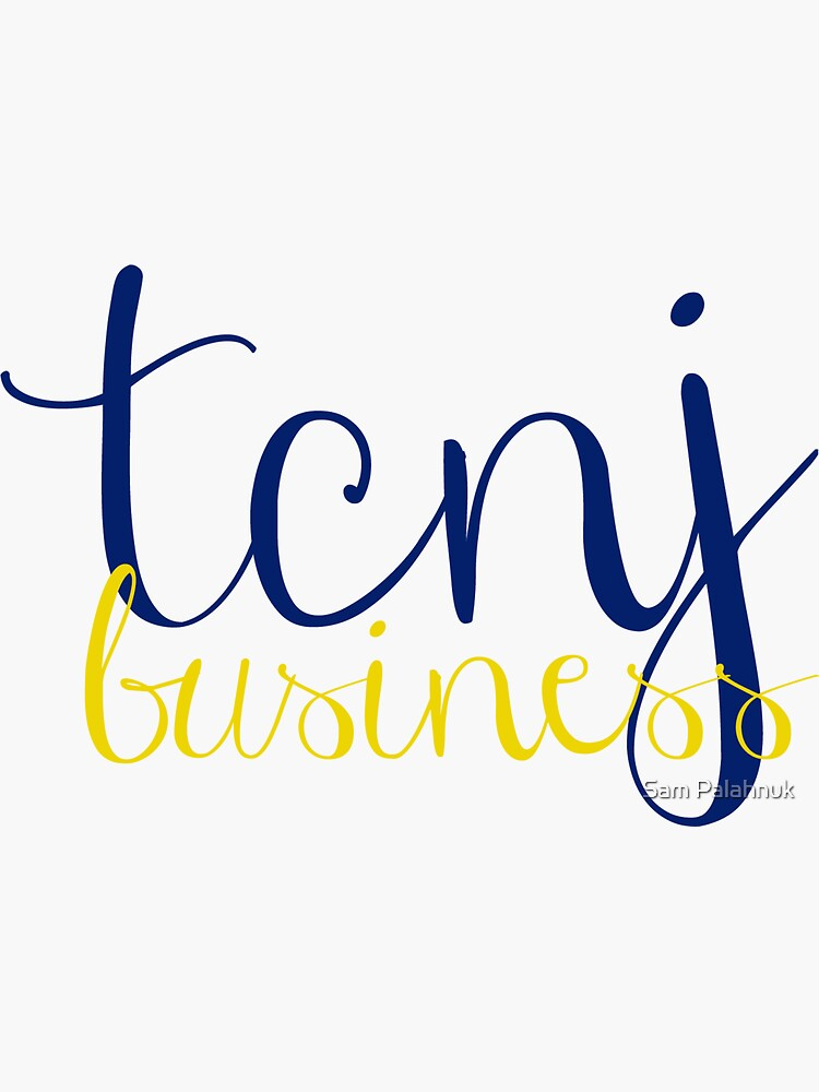 TCNJ business  by sampalahnukart