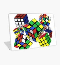 Rubik's cube Laptop Skin