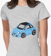 fiat 500 blue T-Shirt