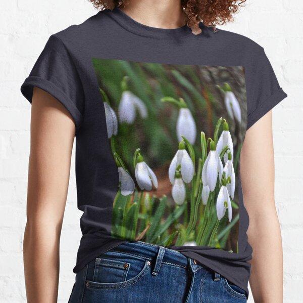 Snowdrops.............. Classic T-Shirt