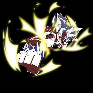 Goku ultrainstinto by Dielissa