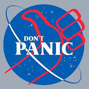 Do not Panic by rakelittle