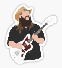 Chris Stapleton Sticker