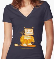 Tony TFT 1 Women's Fitted V-Neck T-Shirt