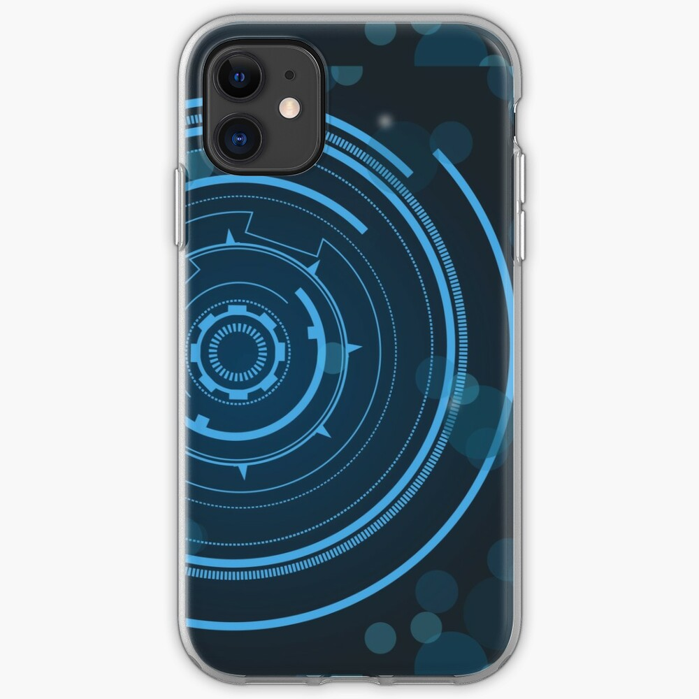 Tech v2 iPhone Case & Cover