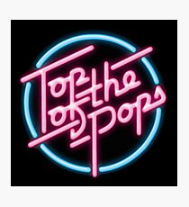 Top Of The Pops Photographic Print