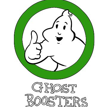 Ghost Boosters by ActualLiam