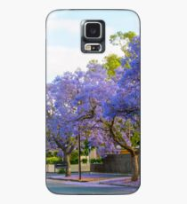 Adelaide streets in November Case/Skin for Samsung Galaxy