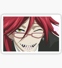 Grell rules Sticker