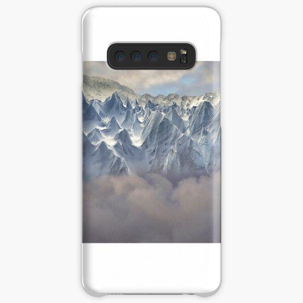 Himalayan ice pinnacles Samsung Galaxy Snap Case