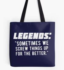 LEGENDS Tote Bag